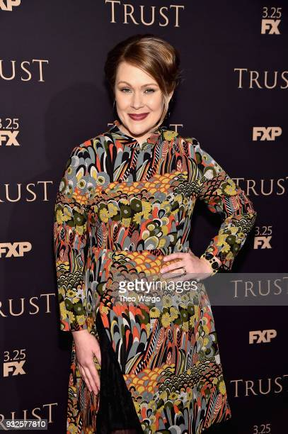 Amber Nash attends the 2018 FX Annual AllStar Party at SVA Theater on March 15 2018 in New York City