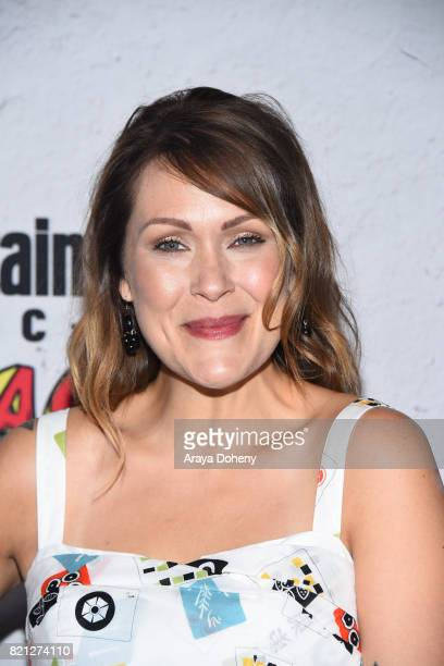 Amber Nash attends the Entertainment Weekly's Annual ComicCon Party 2017 at Float at Hard Rock Hotel San Diego on July 22 2017 in San Diego California