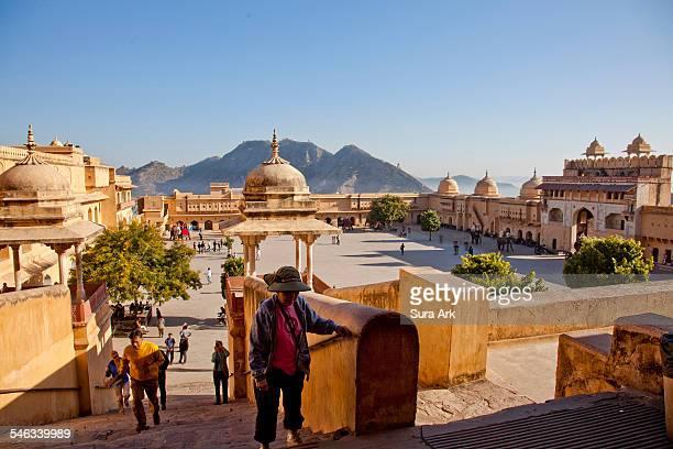 Amber Palace in Jaipur India