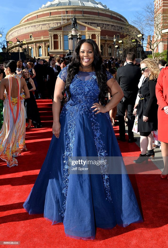 The Olivier Awards 2017 - VIP Arrivals