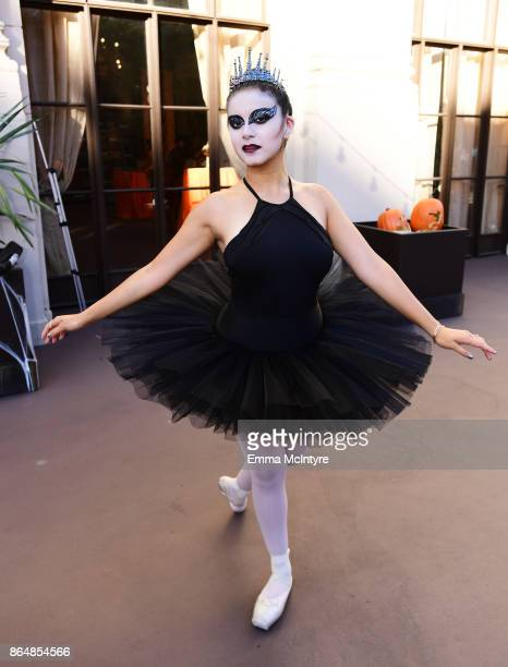 Amber Romero at the Dream Halloween 2017 Costume Party Benefitting Starlight Children's Foundation presented by Michaels and Aaron Brothers at The...