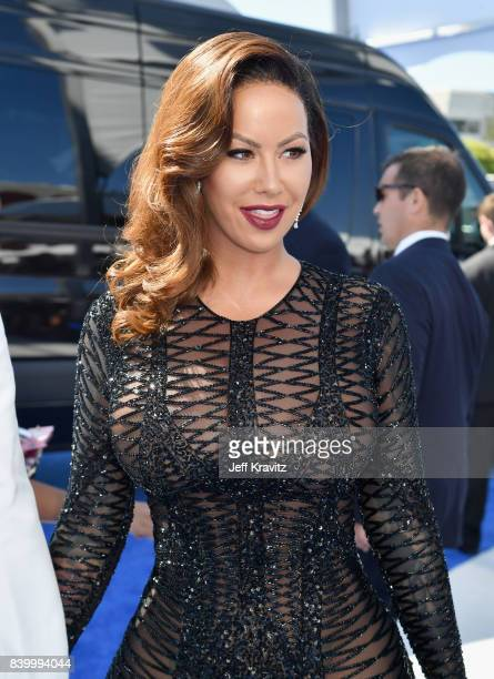 Amber Rose attends the 2017 MTV Video Music Awards at The Forum on August 27 2017 in Inglewood California