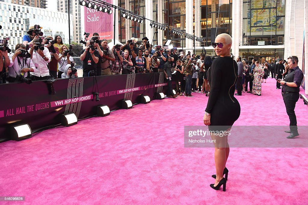 VH1 Hip Hop Honors: All Hail The Queens - Arrivals : News Photo