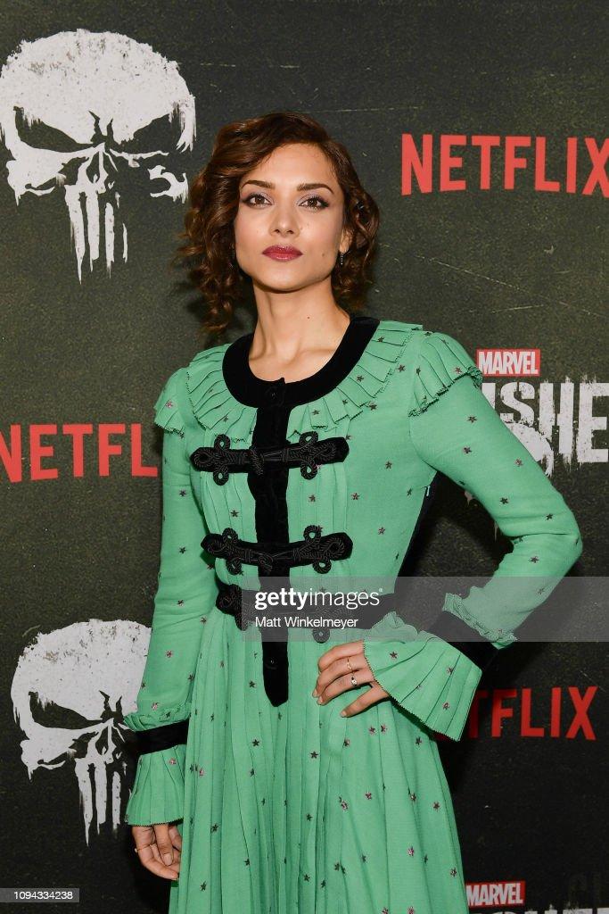 7d7361dcd57 Amber Rose Revah attends Marvel s