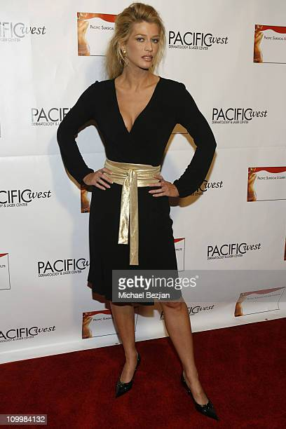 Amber Smith during Dr 90210 Doctors Open Pacific Surgical Laser Institute at Pacific Surgical Laser Institute in Beverly Hills California United...