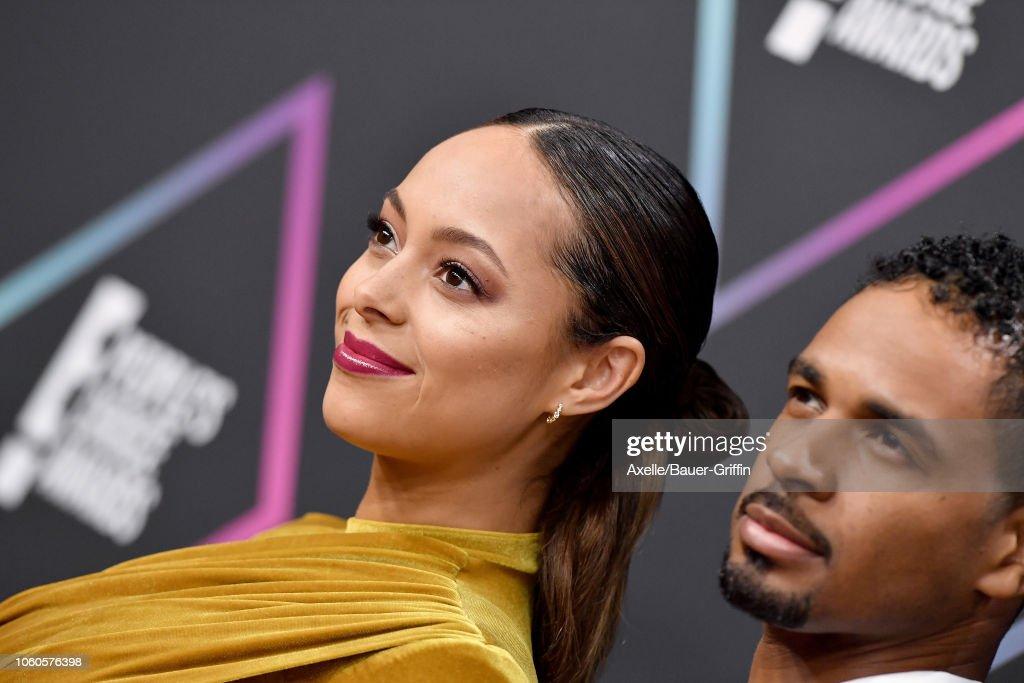 People's Choice Awards 2018 - Arrivals : Nachrichtenfoto