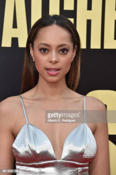 Amber Stevens West attends the premiere of 20th Century Fox's Snatched at Regency Village Theatre on May 10 2017 in Westwood California