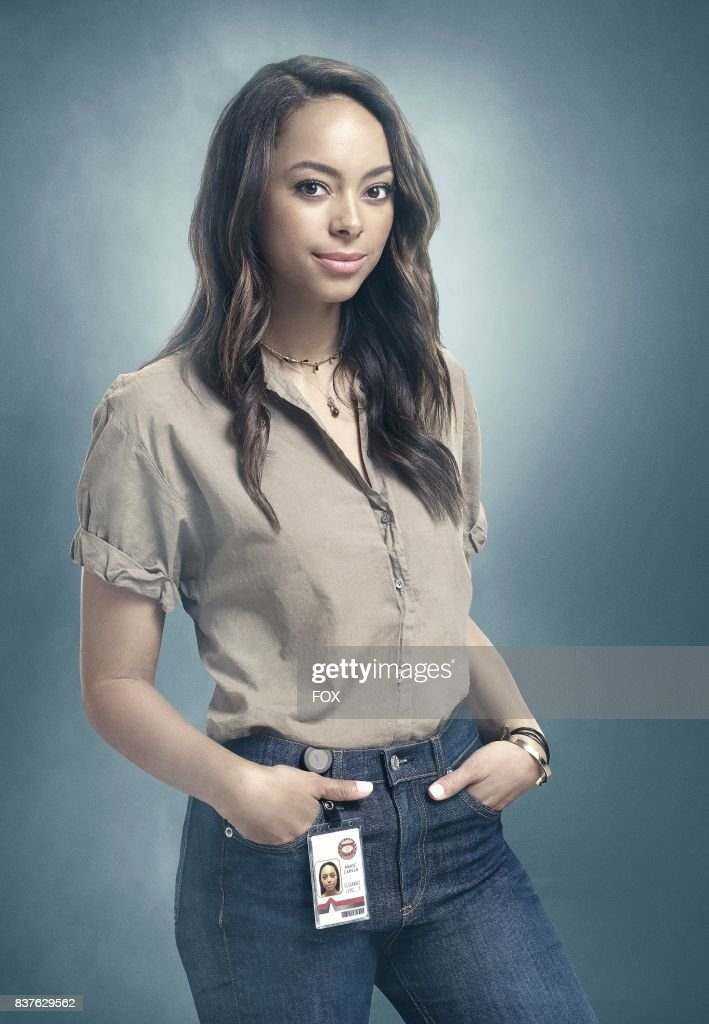 Amber Stevens West in GHOSTED premiering Sunday, Oct. 1 (8:30-9:00 PM ET/PT) on FOX.