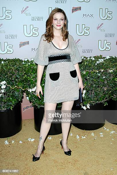 Amber Tamblyn attends US Weekly Presents US' Hot Hollywood 2007 at Sugar on April 26 2007 in Hollywood CA