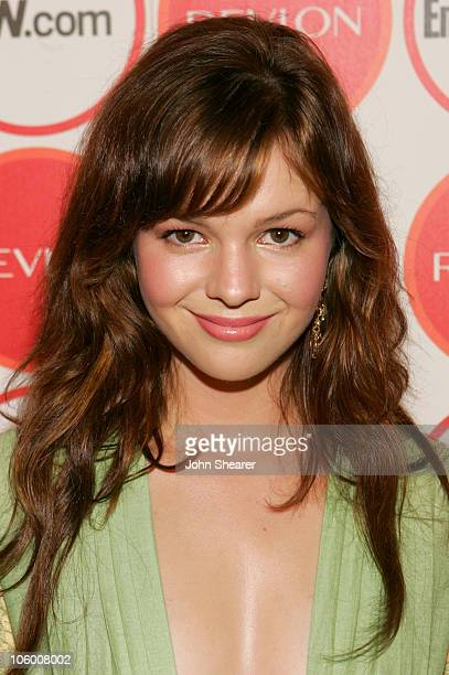 Amber Tamblyn during Entertainment Weekly Magazine 4th Annual PreEmmy Party Inside at Republic in Los Angeles California United States