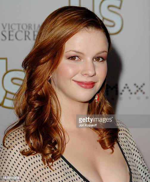 Amber Tamblyn during Us Weekly Presents Us' Hot Hollywood 2007 Arrivals at Sugar in Hollywood California United States