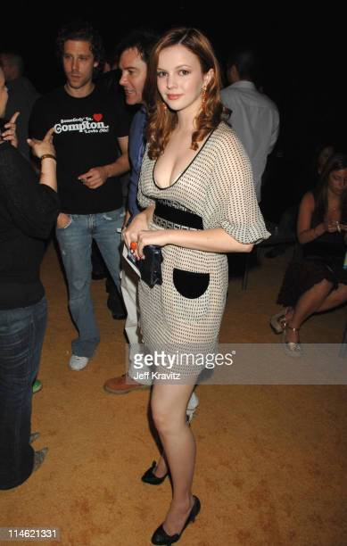Amber Tamblyn during Us Weekly Presents Us' Hot Hollywood 2007 Inside at Sugar in Hollywood California United States