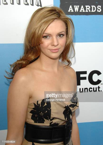 "Amber Tamblyn, nominee Best Supporting Female for ""Stephanie Daley"""