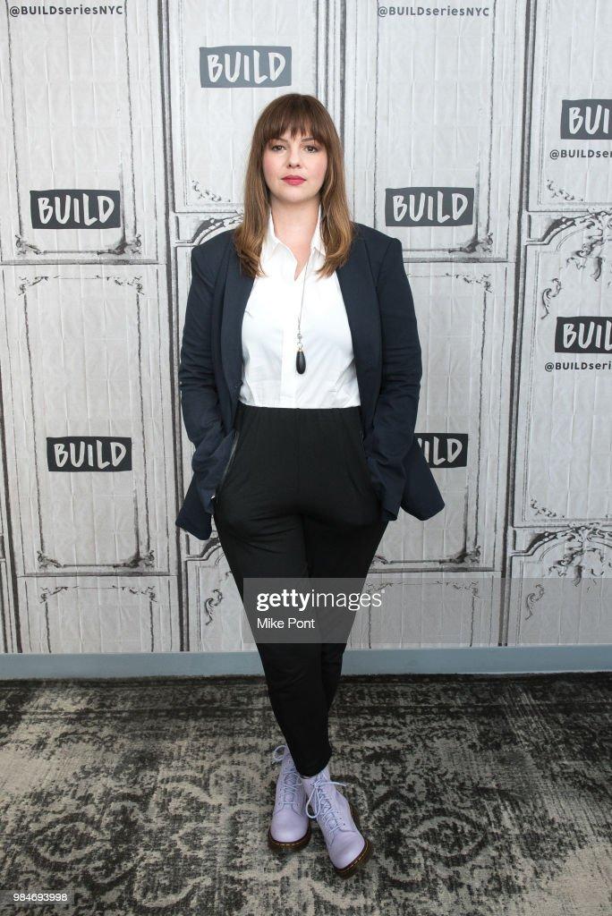 Celebrities Visit Build - June 26, 2018 : News Photo