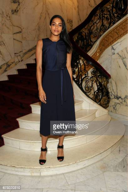 Amber Tolliver attends Girls Inc of New York City 2017 Spring Luncheon at Metropolitan Club on April 24 2017 in New York City