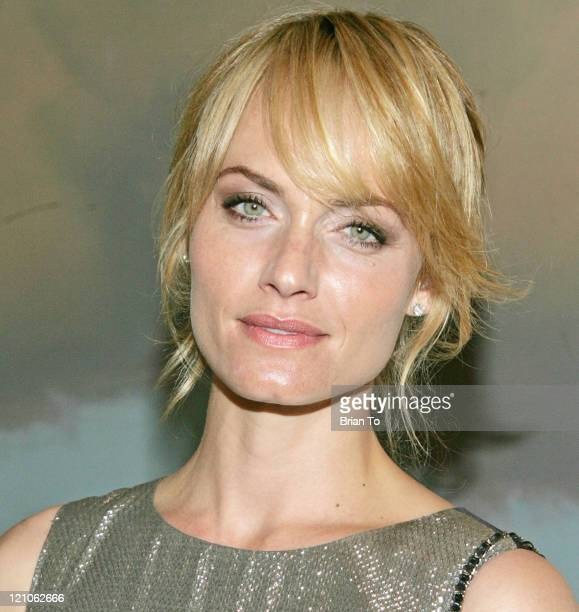 Amber Valletta attends Big Brothers Big Sisters' Accessories for Success spring luncheon at Beverly Hills Hotel on April 27 2010 in Beverly Hills...