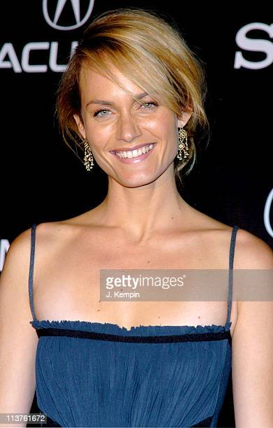 Amber Valletta during Oceana Charity Gala - November 7, 2005 at Esquire Downtown at Astor Place in New York City, New York, United States.