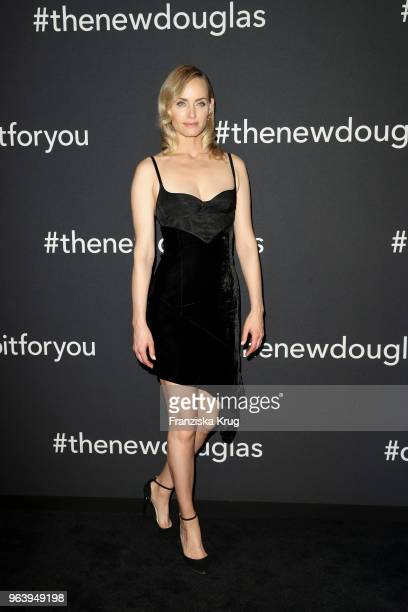 Amber Valletta during the Douglas X Peter Lindbergh campaign launch at ewerk on May 30 2018 in Berlin Germany
