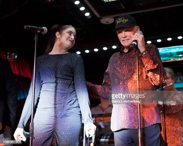 Ambha Love joins her father Mike Love of The Beach Boys when he celebrates his new holiday album 'Reason For The Seasons' with special guests Hanson...