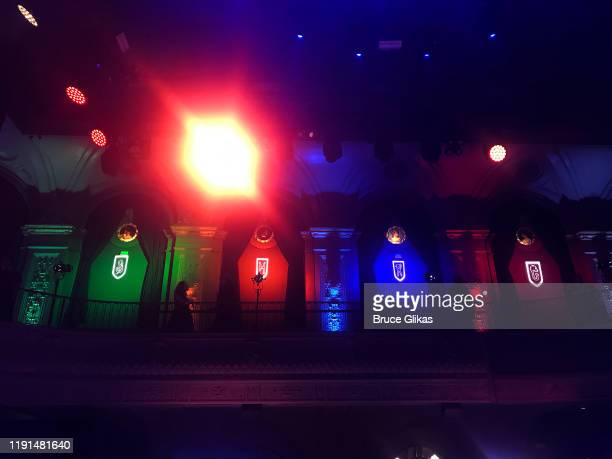 Ambiance at the opening night after party for Harry Potter and The Cursed Child Parts One 2 at August Hall on December 1 2019 in San Francisco...