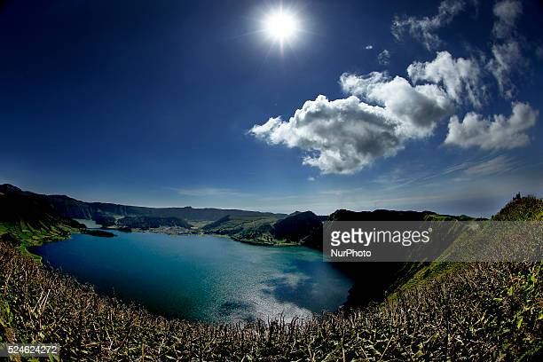 Ambient during the SS11 Sete Cidades 2 FIA ERC Sata Rallye A��ores 2015 at Ponta Delgada Azores in Portugal on June 4 2015