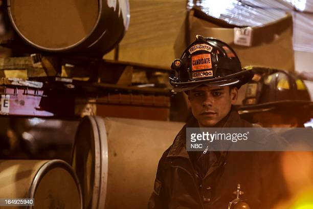 FIRE Ambition Episode 120 Pictured Charlie Barnett as Peter Mills