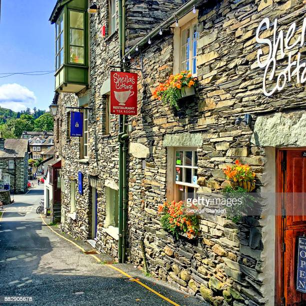 ambleside. - ambleside stock photos and pictures
