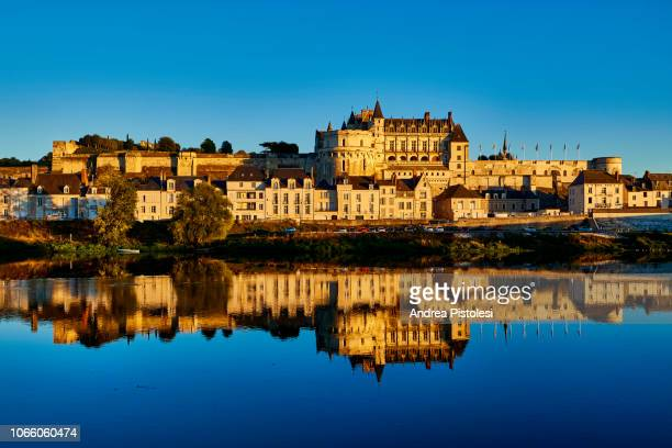 amboise, loire valley, france - loire valley stock pictures, royalty-free photos & images