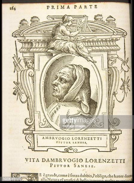 Giorgio Vasari The Lives of the Most Excellent Italian Painters Sculptors and Architects circa 1568 Private Collection