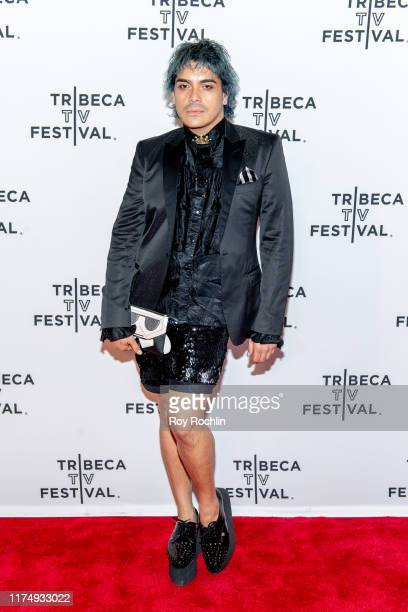 """Ambrose Respicio attends the """"Transparent"""" screening at the 2019 Tribeca TV Festival at Regal Battery Park Cinemas on September 15, 2019 in New York..."""