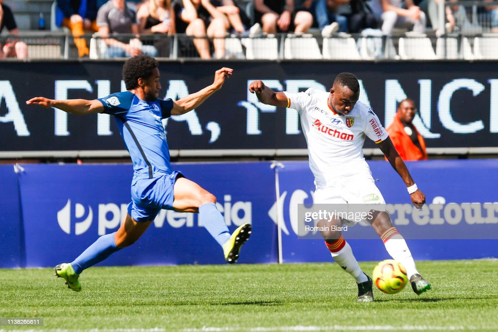 FRA: Grenoble Foot 38 v RC Lens - French Ligue 2