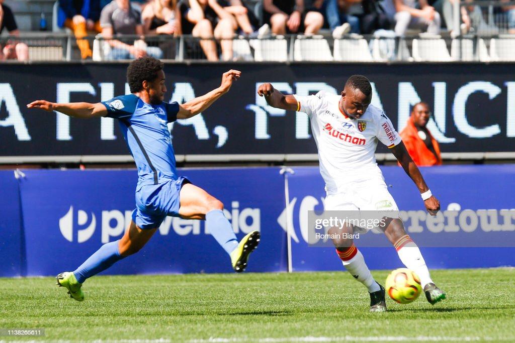 FRA: Grenoble Foot 38 v RC Lens - French Ligue 2