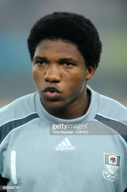 Ambruse Vanzekin Nigeria goalkeeper