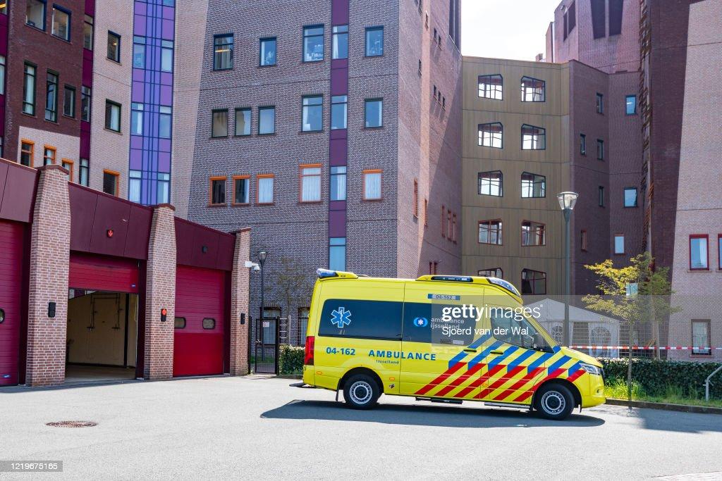 Netherlands Continues 'Intelligent Lockdown' Amid Coronavirus Outbreak : News Photo