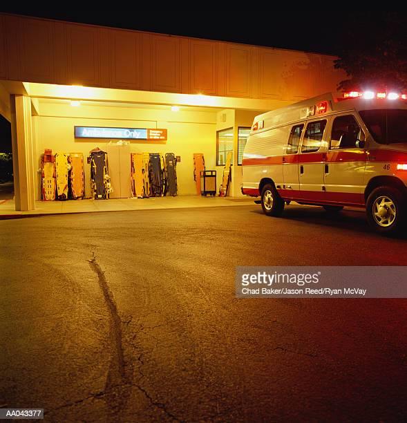 Ambulance Exterior