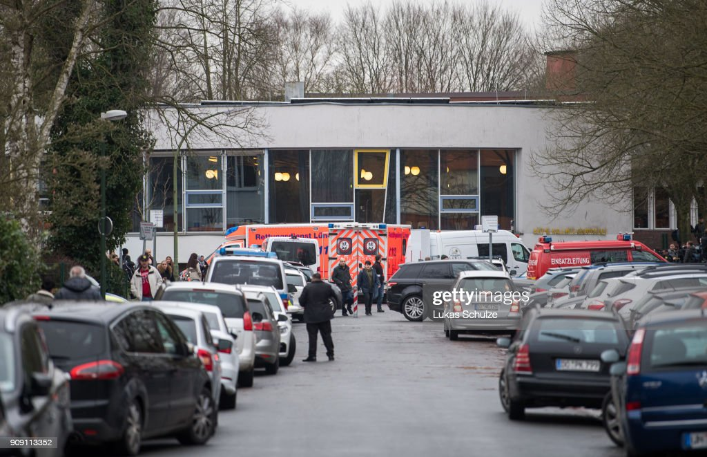 Teenager Murders Fellow Classmate At School In Germany