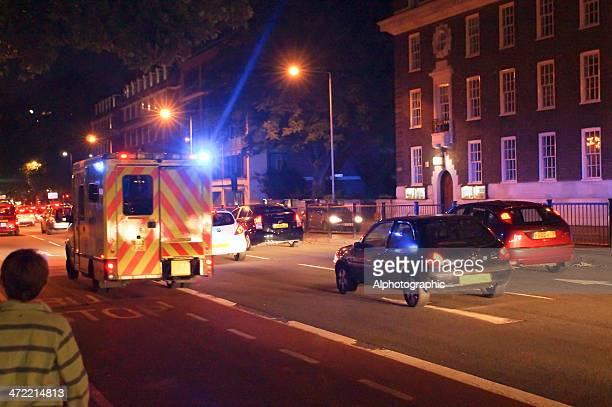 Ambulance in London