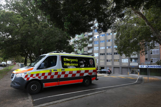 AUS: Health Authorities Work To Contain Emerging COVID-19 Cluster In Redfern Social Housing Towers