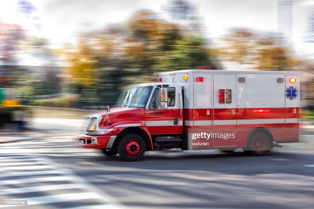 Ambulance : Stock Photo