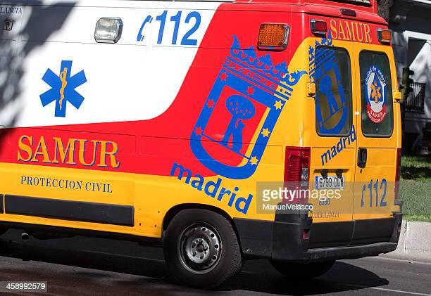 Ambulancia saumur