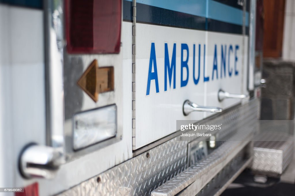 Ambulance : Stock Photo