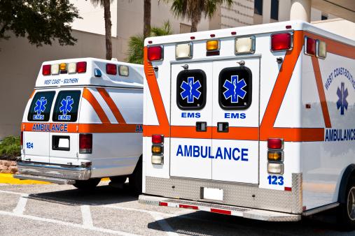 Ambulances 168448137
