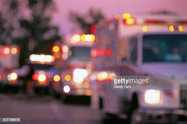 ambulances - 救急車 ストックフォトと画像