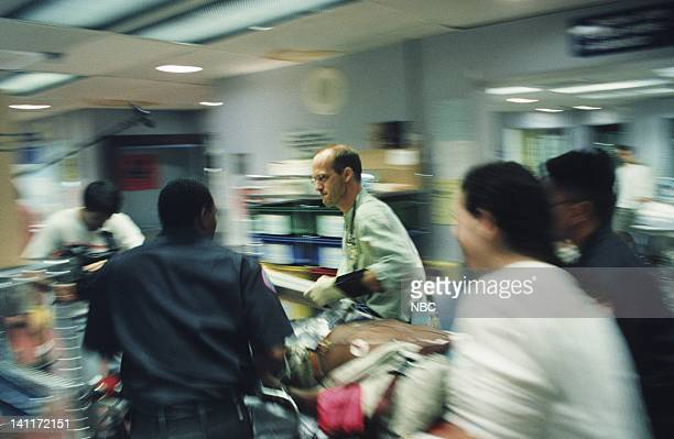 ER 'Ambush' Episode 1 Air Date Pictured Anthony Edwards as Doctor Mark Greene Photo by Paul Drinkwater/NBCU Photo Bank