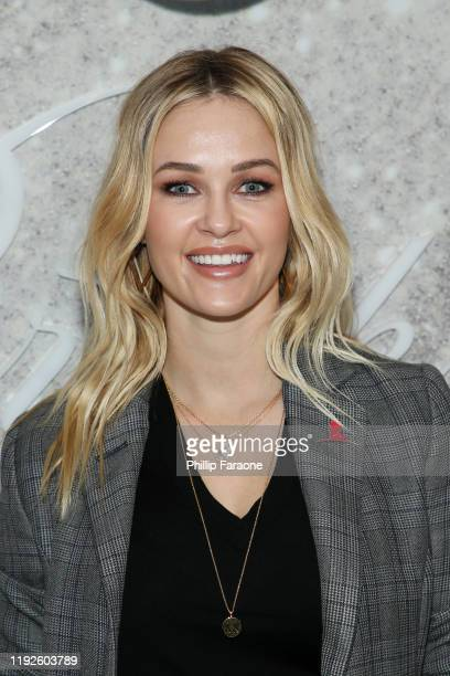 Ambyr Childers attends Brooks Brothers Annual Holiday Celebration To Benefit St Jude at The West Hollywood EDITION on December 07 2019 in West...