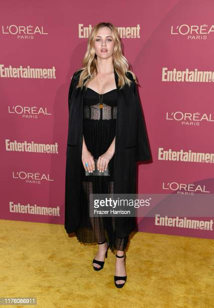 Ambyr Childers attends the 2019 Entertainment Weekly PreEmmy Party at Sunset Tower on September 20 2019 in Los Angeles California