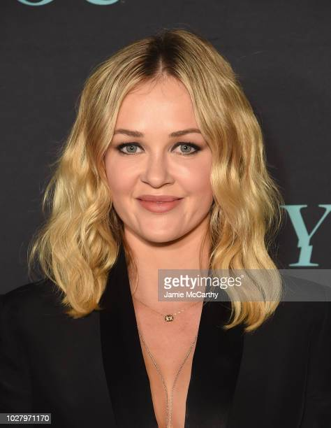 Ambyr Childers attends the You Series Premiere Celebration hosted by Lifetime on September 6 2018 in New York City