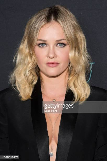 Ambyr Childers attends the 'You' Series Premiere Celebration hosted by Lifetime on September 6 2018 in New York City