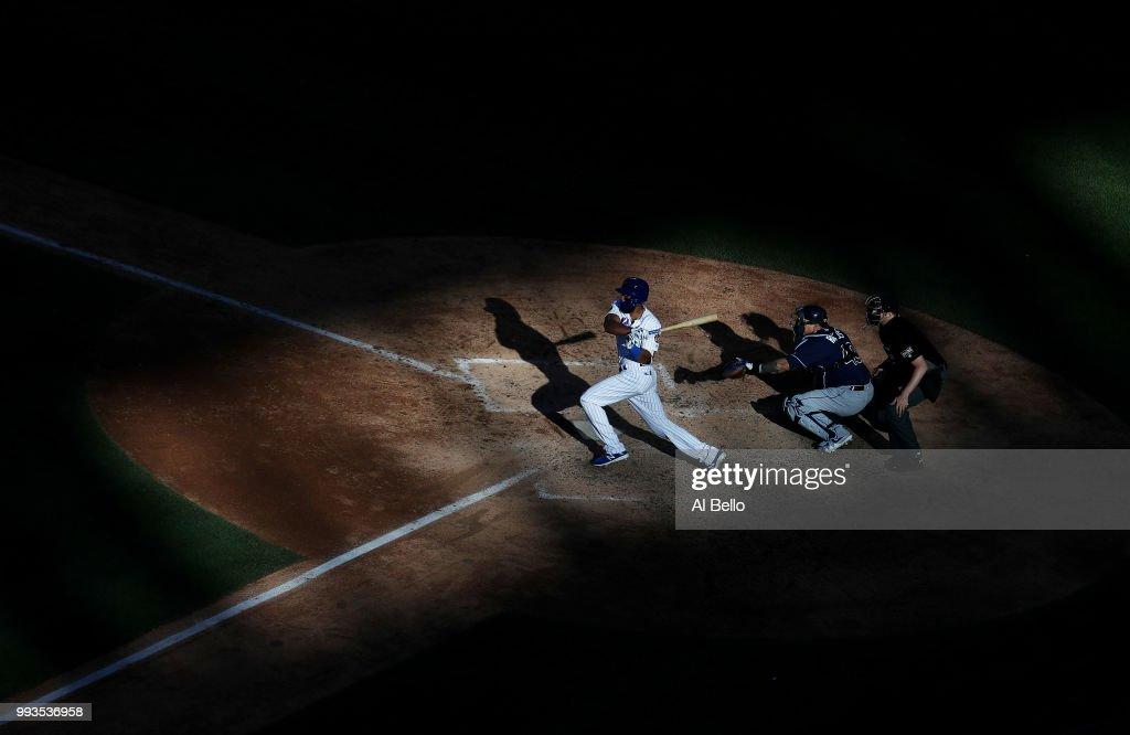 Tampa Bay Rays v New York Mets : News Photo