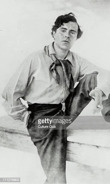 MODIGLIANI Amedeo Italian painter and sculptor July 12 1884 January 24 1920